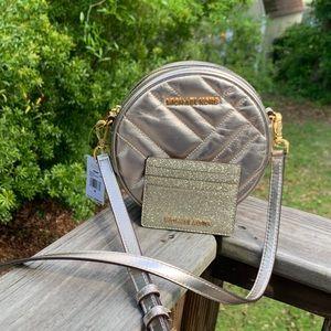 NWT michael kors vivianne crossbody bag bundle